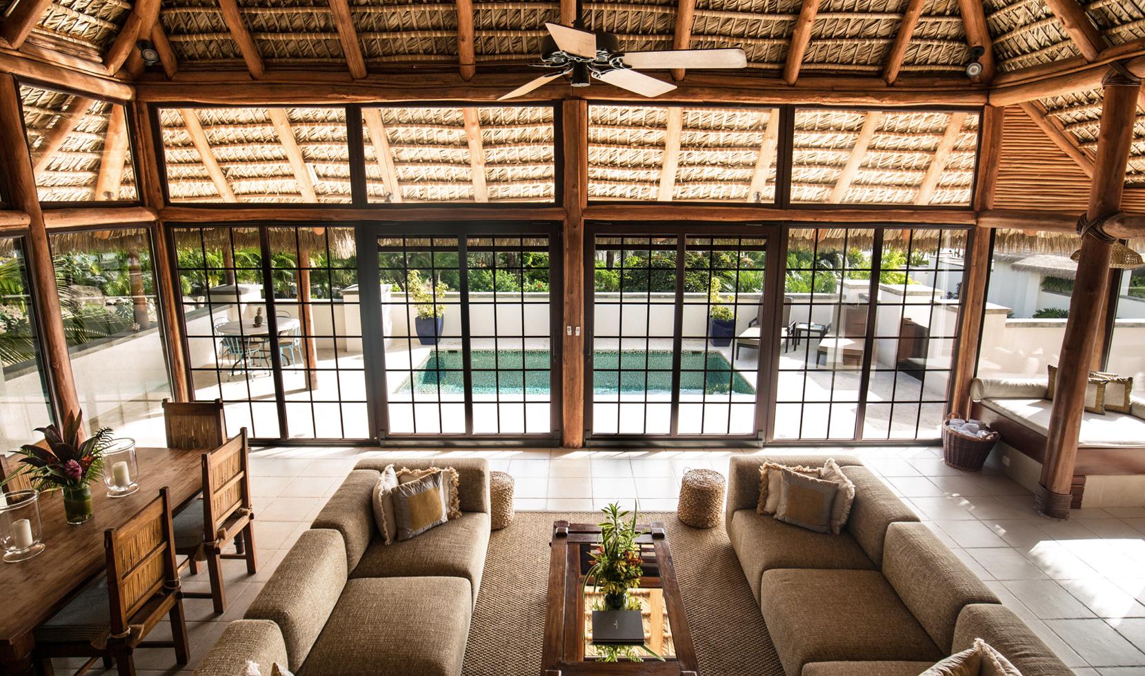 Paradise Beach Nevis 3-Bed Ocean Dining