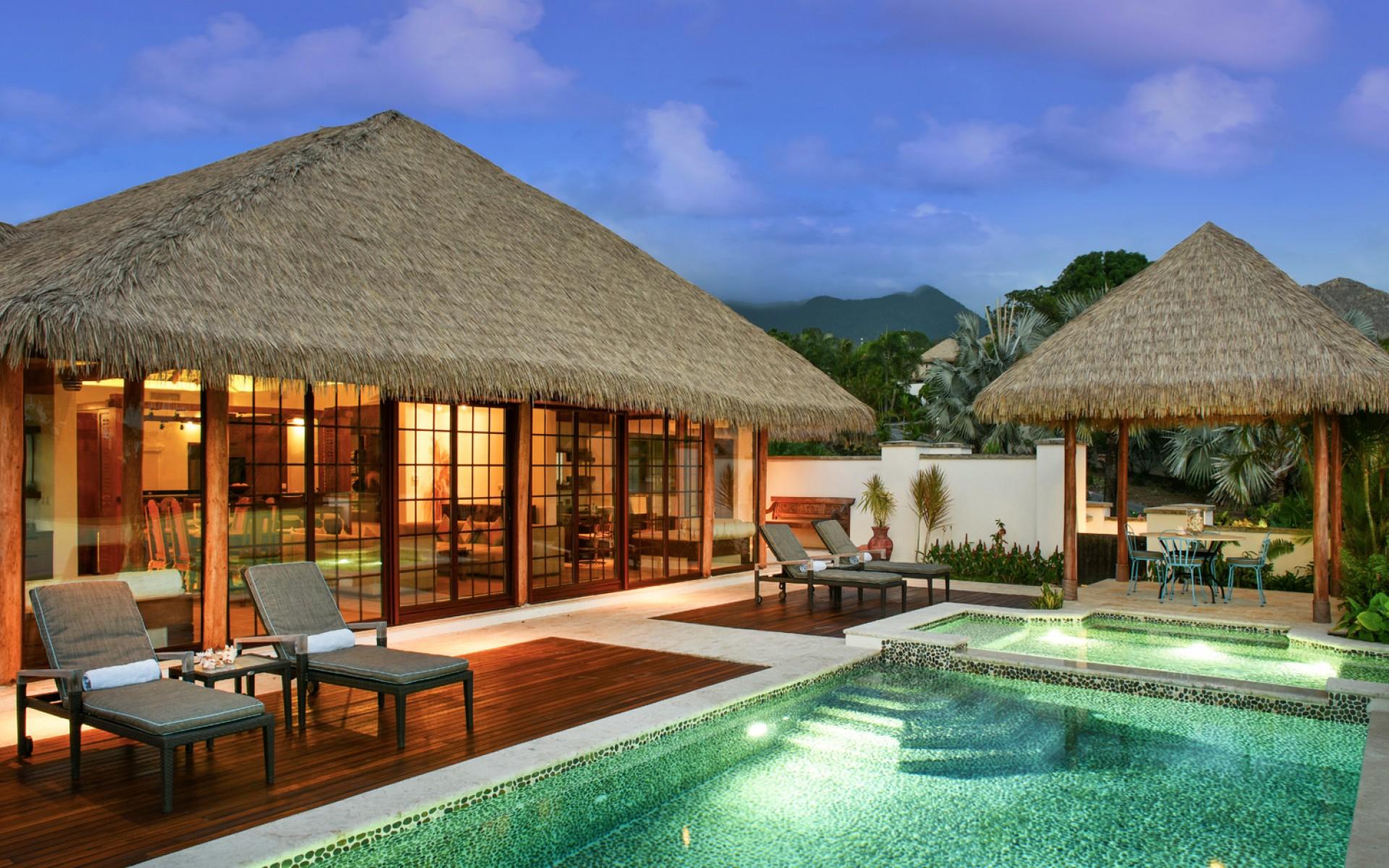 Hotel Nevis Wellness And Spa Paradise Beach Nevis Luxury Caribbean Villas