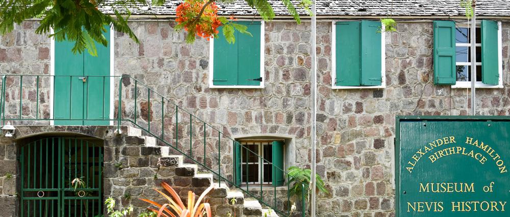 Nevis Caribbean holiday