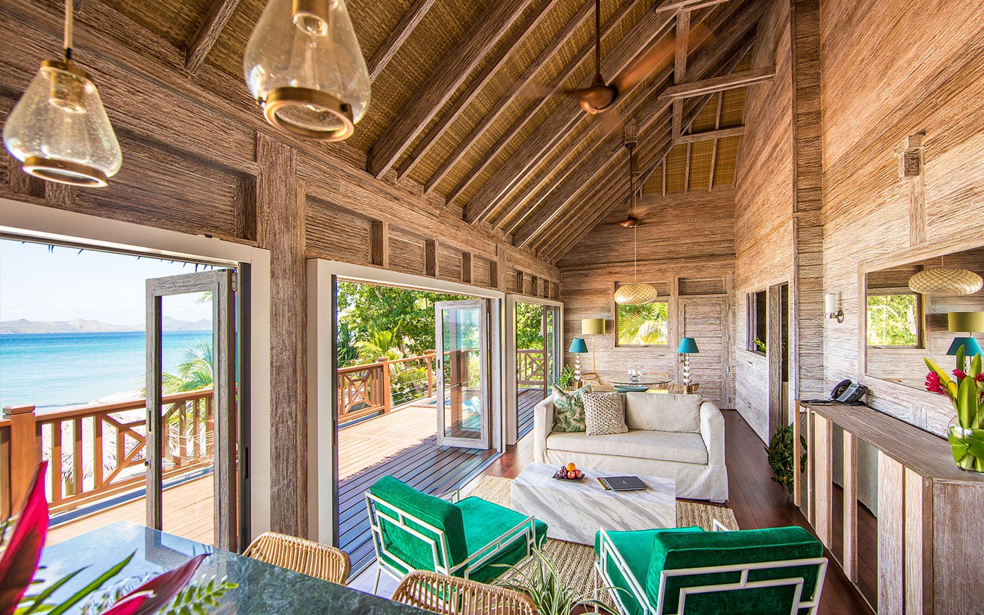 house on paradise beach